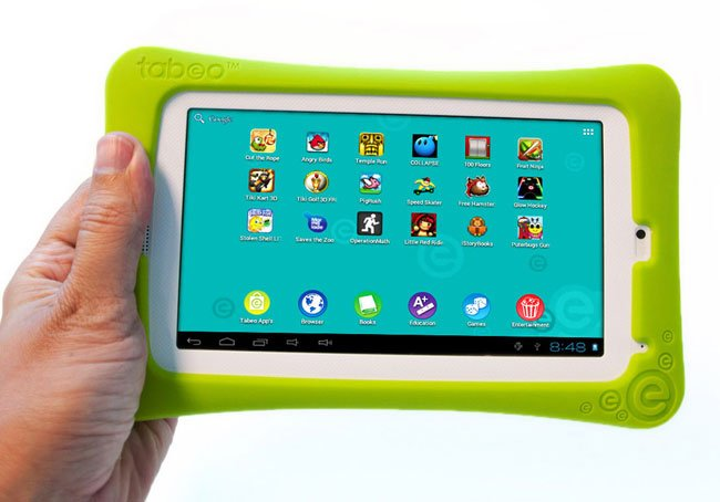 Tabeo Kids Android Tablet