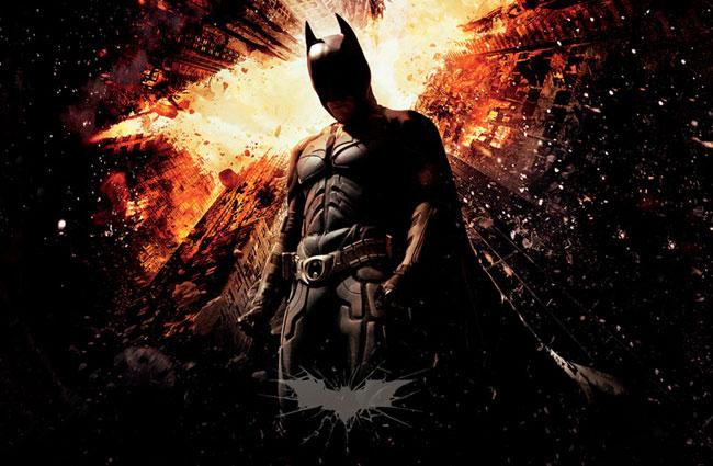 Dark Knight Rises Trailer