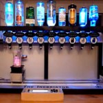 The Inebriator Arduino Powered Robot Bartender (video)