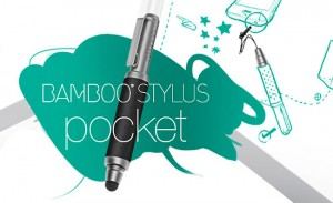 Wacom Bamboo Pocket Extendable Stylus Launches (video)