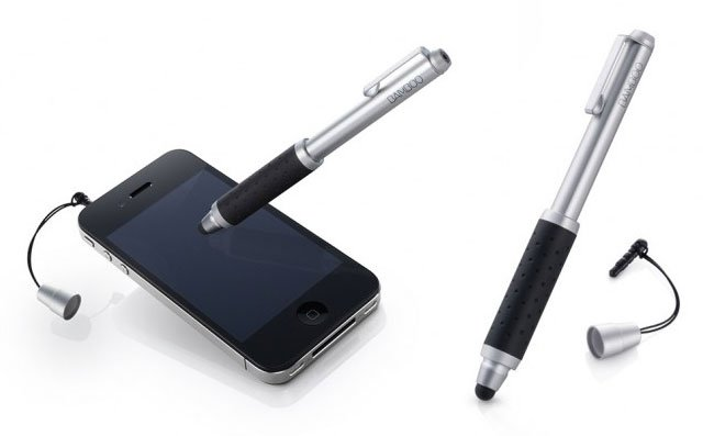 1f2829757c02 Wacom Bamboo Pocket Extendable Stylus Launches (video)