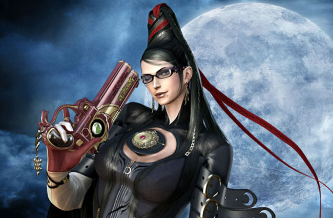 Wii U Bayonetta 2 Game Trailer