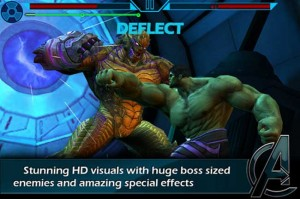 Avengers Initiative is an Episodic Mobile Game from Marvel
