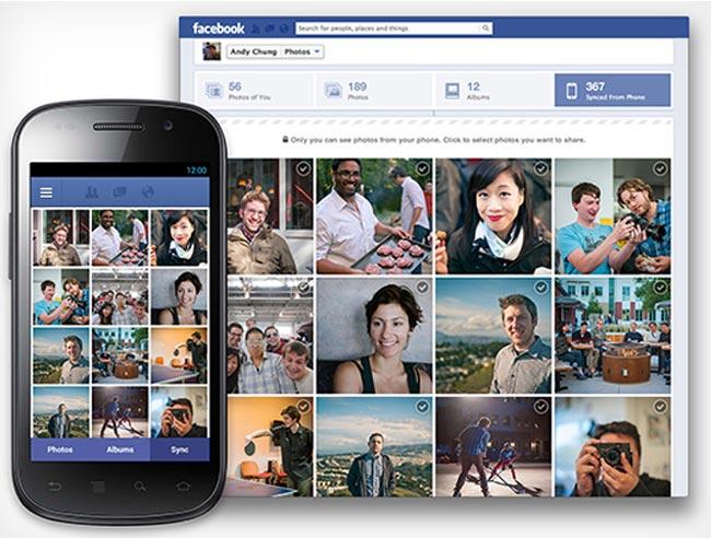 Facebook PhotoSync