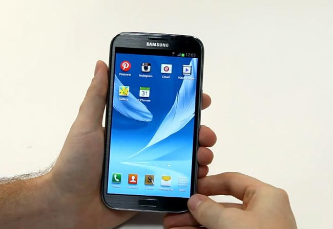 Verizon Galaxy Note II To Come With Locked Bootloader