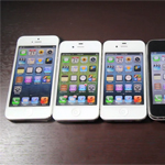 iPhone 5 Tested Against Every Previous iPhone (Video)