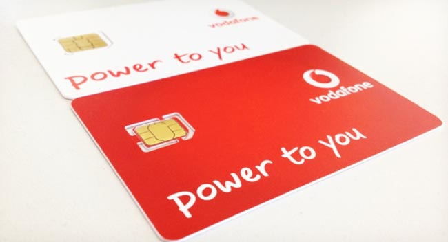 iPhone 5 Nano SIM Card