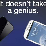 Samsung's New Adverts Take On Apple's iPhone 5