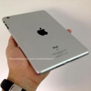 New iPad Mini Photos Leaked (Rumor)
