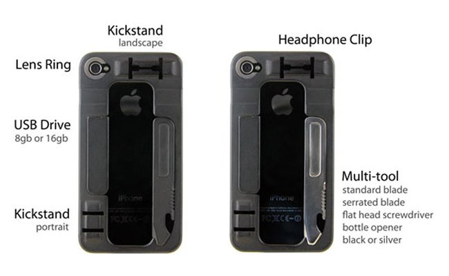 iPhone 5 ReadyCase