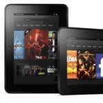 Kindle Fire HD Lands In The UK October 25th For £159