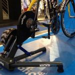 Kickr uses the iPhone To Turn Your Bike into a Stationary Cycle