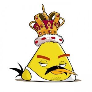 Freddie Mercury Becomes Honorary Angry Bird