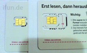 New iPhone 5 Nano SIM Cards Arrive At Mobile Carriers