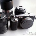 Sony NEX-6 Camera Leaked