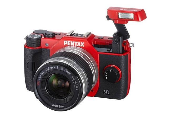 Pentax Announces Q10 Mirrorless Camera