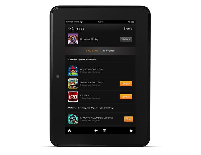Amazon Social Gaming