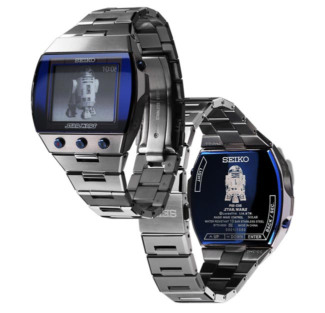 R2-D2 Star Wars Watch