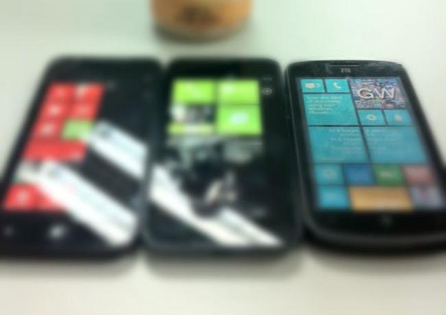 ZTE Windows Phone