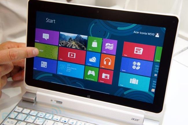 Acer Inconia W510