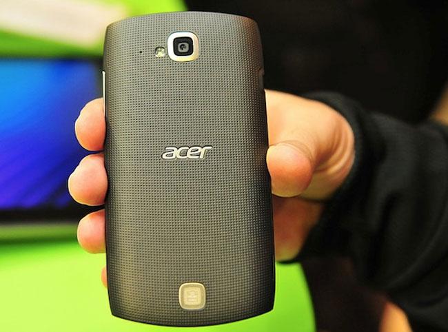 Acer Intel Smartphone
