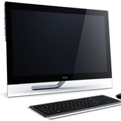 Windows 8 Acer All-in-one Touchscreen Systems Unveiled Starting At $999