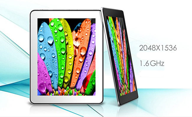 Android Retina Display Tablets