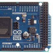 Arduino Due 32-bit Cortex M3 ARM Development Board Launches