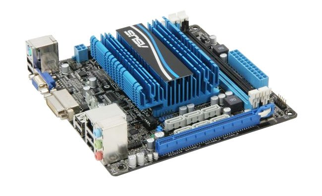 Asus C60M1-I Mini PC Board Unveiled For $80 on