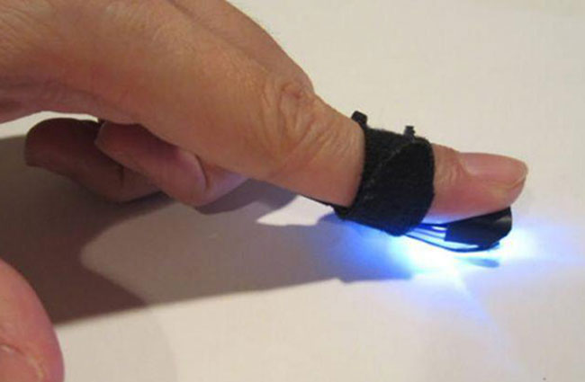 AutoDesk Magic Finger