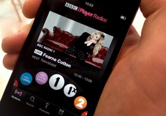 BBC iPlayer Radio