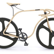 Beech Wood Frame Bike Unveiled For $70,000