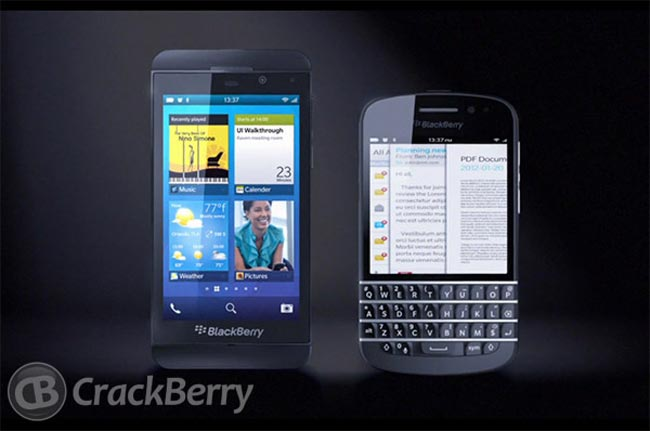Black Berry 10