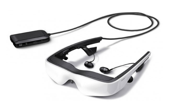 Carl Zeiss OLED Head Mounted Display