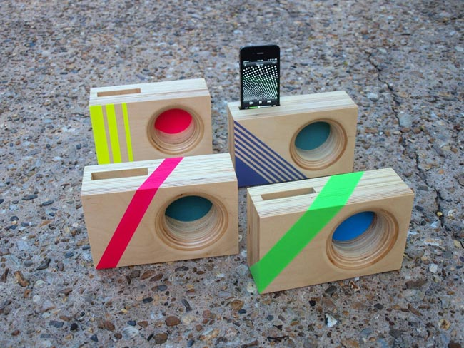iPhone DOCK Box
