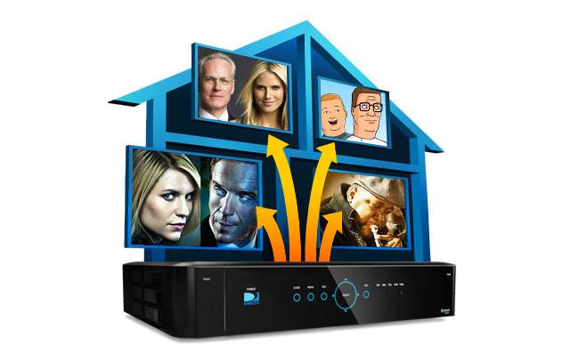 DirecTV Genie DVR