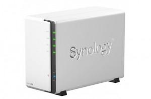 Synology DiskStation DS213air Wireless NAS, DLNA Streamer