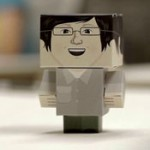 Create Your Own Paper Craft Characters With Foldable.Me (video)
