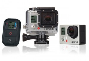 GoPro HERO3 Cameras Now Available Starting at $199.99