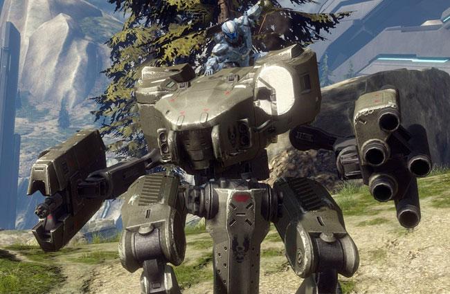 Halo 4 Mantis