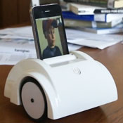 Helios iPhone Telepresence Robot (video)