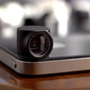 HiLO Right Angle Lens For iPhone And iPad Hits Kickstarter (video)