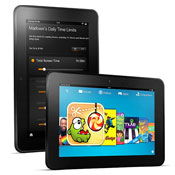 Amazon Kindle FreeTime, Parental Control Mode, Rolls Out To Kindle Fire HD