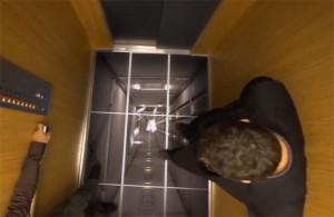 LG IPS Monitor Elevator Floor Trick (video)