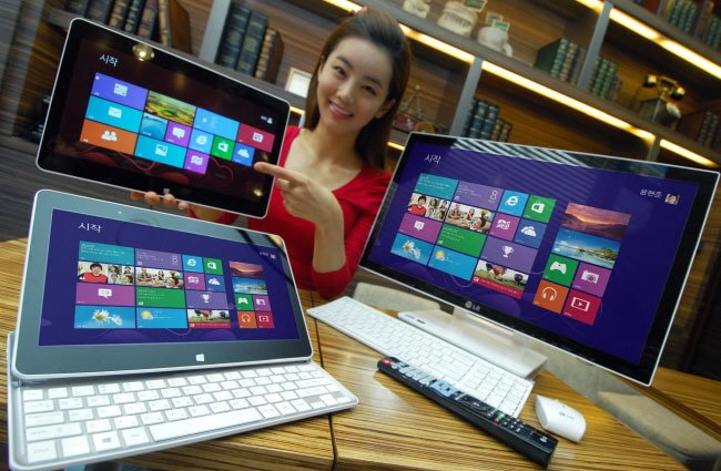 LG Windows 8
