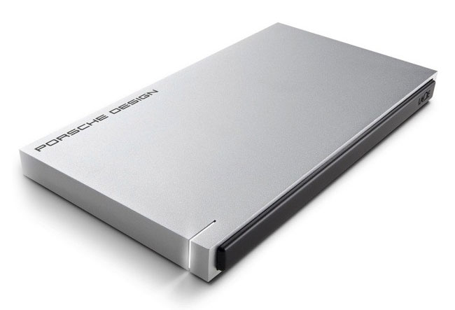 Lacie Porsche Design Mac Drives