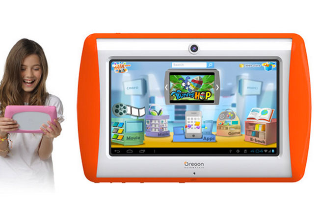 Meep Kids Android Tablet