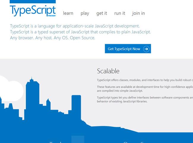 Microsoft Typescript