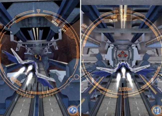New Sega Zaxxon Space Shooter