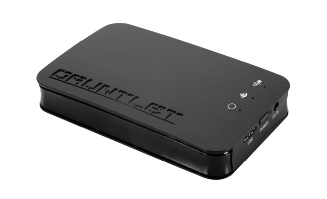 Patriot Memory Gauntlet 320 Portable Wireless HDD